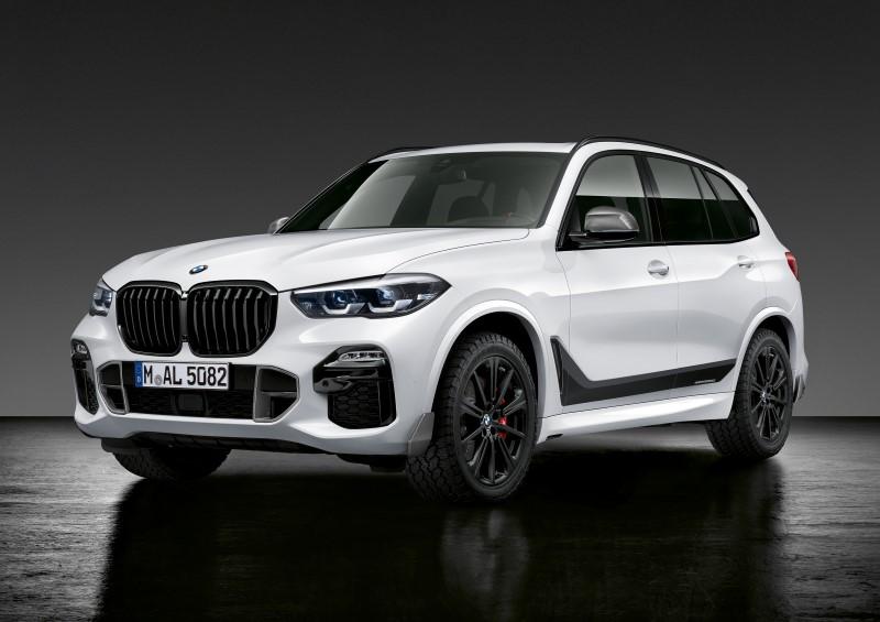 ชุดแต่งเสริมความสปอร์ต BMW X5 จาก M Performance