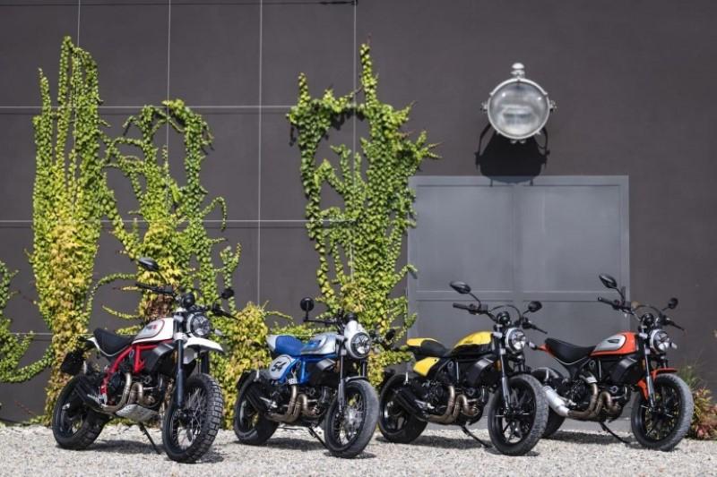 2019 Ducati Scramber โฉมใหม่