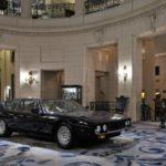 Lamborghini นำ Espada ทัวร์ลอนดอนฉลองครบรอบ 50 ปี