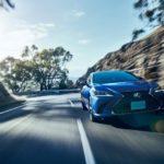 Lexus ES ลุยตลาดในบ้านพร้อมทางเลือกสมรรถนะสูงขึ้นด้วย F Sport