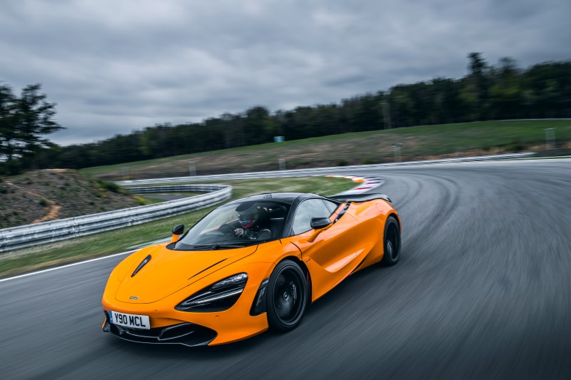 McLaren Track Pack ชุดเสริมสมรรถนะจากสนามแข่งสำหรับ 720S