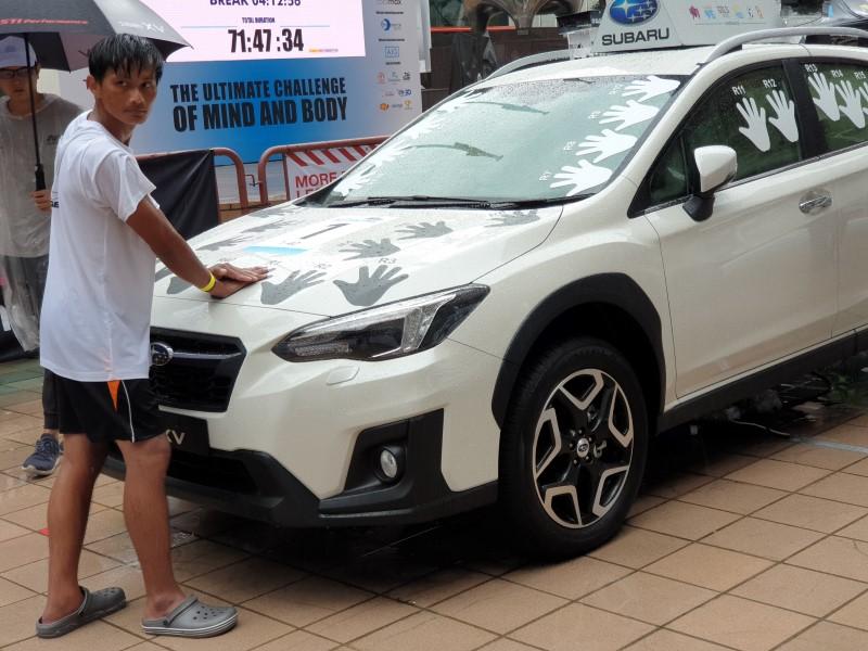 """""""นาทีบีบหัวใจ ผ่านไปกว่า 72 ชั่วโมง จาก 400 รอดมา 6 คน กับการแข่งขัน Mediacorp Subaru Car Challenge ครั้งที่ 17"""""""