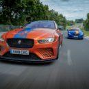 Jaguar Race Taxi ประสบการณ์ความแรงในสนามแข่ง