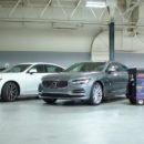 Volvo ลงทุนในบริษัทสร้างระบบชาร์จพลังงานไฟฟ้ารถยนต์