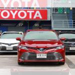 All New Toyota Camry ฉีกภาพเดิม เติมความสปอร์ต เพิ่มความประหยัด
