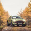 Aston Martin ยืนยันการใช้ชื่อ DBX และเริ่มทดสอบเอสยูวีรุ่นแรกของตนบนถนนจริง
