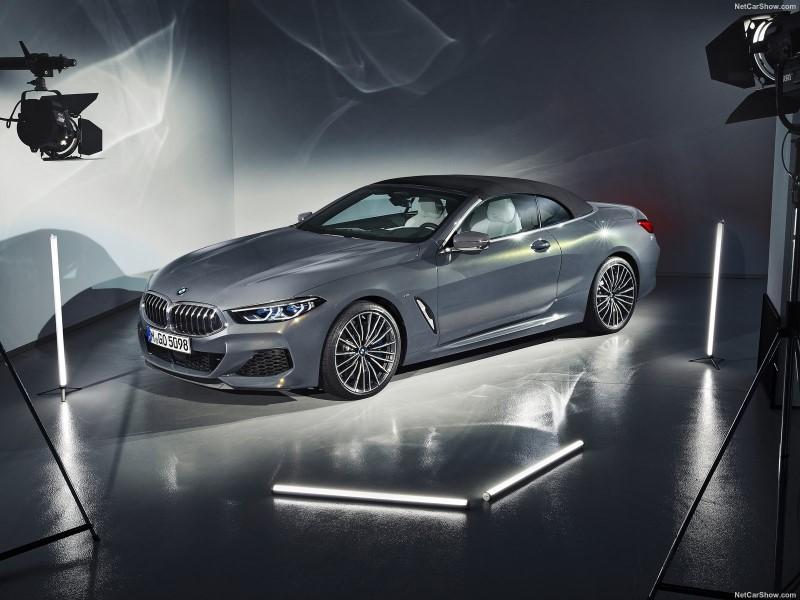 BMW 8-Series Convertible ถึงเวลารับสายลมแล้ว