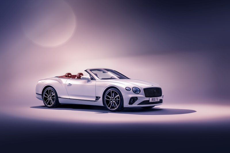 Bentley Continental GT Convertible ความหรูแบบเปิดหลังคาที่เลือกได้