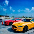 ฟอร์ด เอ็มดับบลิว และฟอร์ด ประเทศไทย จัดทดสอบรถ New Ford Mustang 2018