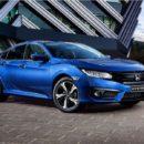 พบคันจริง 30 พ.ย.นี้ !! Honda Civic ไมเนอร์เชนจ์ เติมระบบ Honda SENSING พร้อมสีใหม่ !!