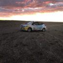 เปิดการผจญภัยยุคใหม่ Nissan Leaf รถยนต์ไฟฟ้าวิ่งข้ามทวีป 16,000 กม.
