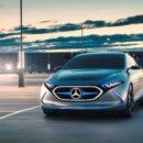 เมอร์เซเดส-เบนซ์ จัดหนักส่งท้ายปี อวดโฉมรถยนต์ไฟฟ้าต้นแบบ EQA พร้อมเปิดตัว 2 รถหรูแรงตระกูลเอเอ็มจี