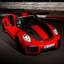 Porsche 911 GT2 RS MR รถถนนที่เร็วที่สุดบน the 'Ring'
