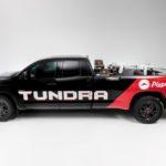 ใครอยากทำ Food Truck ลองดูไว้ Toyota แปลงปิคอัพ Tundra เป็นโรงงานผลิตพิซซ่า