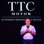 เบนซ์ ทีทีซี พาลูกค้าร่วมกิจกรรม Mercedes-AMG Driving Experience  2018