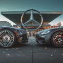 ยอดไลก์ Mercedes-Benz ทะลุพันล้านในอินสตาแกรม