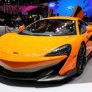 นิช คาร์ เผยโฉมสุดยอดยานยนต์ McLaren 600 LT ครั้งแรกในไทย