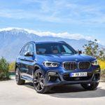 BMW เตรียมส่ง X3 และ X5 ปลั๊กอินไฮบริดลุยตลาดปีหน้า