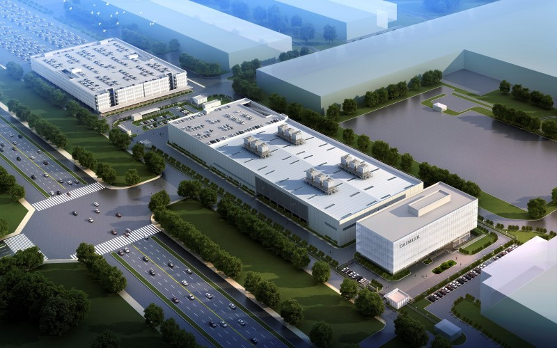 Daimler สร้างศูนย์วิจัยและพัฒนาแห่งที่สองในจีน