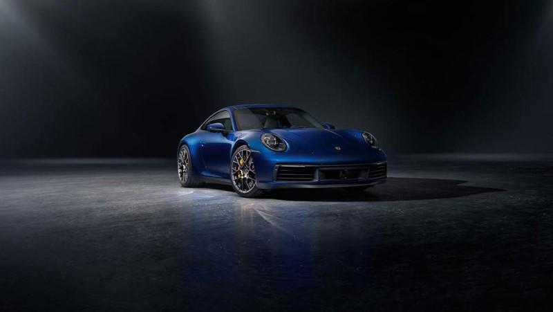 Porsche 911 เปิดตัวเจนเนอเรชั่นที่ 8
