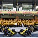ทีม Renault ยังลุยฟอร์มูล่าวันต่อ ปัญหา Carlos Ghosn ไม่กระทบ