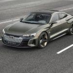 Audi e-tron GT Concept คอนเซปต์รถแกรนด์ทูริสโมพลังงานไฟฟ้า