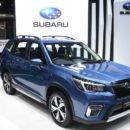 """ครั้งแรกกับการเผยโฉมรถยนต์จากสายการผลิตในไทยของ """"ซูบารุ"""""""