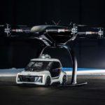 Audi Pop.Up Next แนวคิดสำหรับการเดินทางต่อเนื่องทั้งบนอากาศและถนน