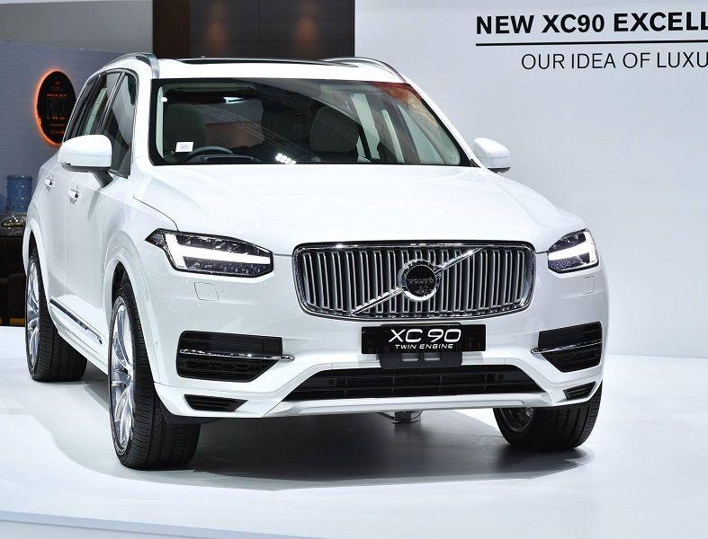 ห้ามพลาด! เฟิร์สคลาสเอสยูวี Volvo XC90 Excellence เปิดตัวครั้งแรกที่มอเตอร์ เอ็กซ์โป 2018