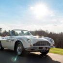 Heritage EV โครงการอัพเดตขุมกำลังเพื่อรถคลาสสิกของ Aston Martin