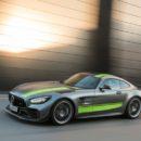 Mercedes-AMG GT R Pro สมาชิกใหม่ที่สมรรถนะเข้าใกล้สนามแข่ง