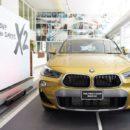 เพอร์ฟอร์แมนซ์ มอเตอร์ส เปิดตัว THE ALL NEW BMW X4 เป็นครั้งแรก