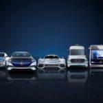 Daimler จะซื้อเซลล์แบตเตอรี่รวมถึงสองหมื่นล้านยูโรในปี 2030