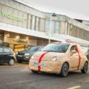 Fiat อังกฤษบริการห่อของขวัญเร่งด่วนในวันคริสต์มาสอีฟ