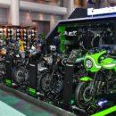 Kawasaki จัดทัพ เปิดตัวรถใหม่ ในงาน Motor Expo 2018