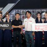 Lenso จับมือ TRD ผลิตล้อแม็กคุณภาพสูงฝีมือคนไทย