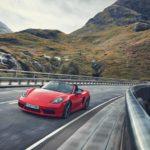 Porsche 718 T เติมความสปอร์ตทั้งภายนอกและภายใน