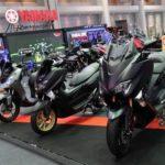 YAMAHA ร่วมงาน Motor Expo 2018