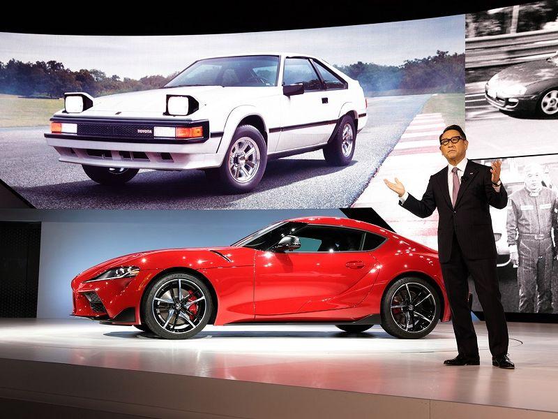 Supra คืนชีพ-เดิมพันสำคัญของ Toyota