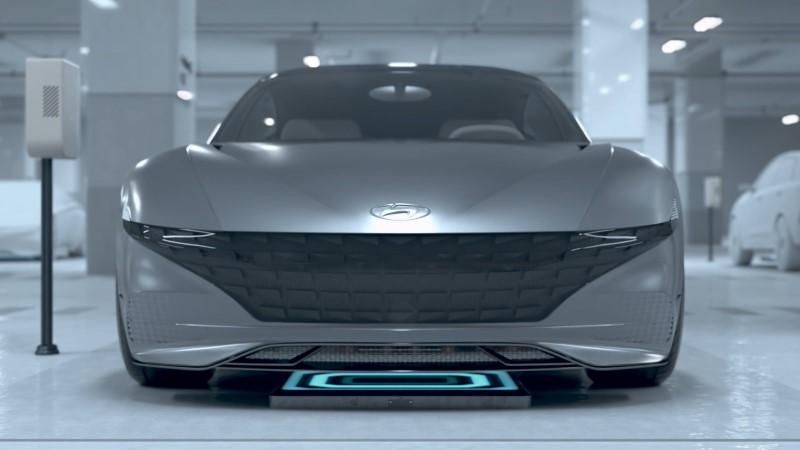 Hyundai และ Kia เสนอแนวคิดชาร์จพลังงานไฟฟ้าและระบบจอดรถอัตโนมัติ