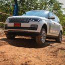 ลุยเส้นทางออฟโรด-สัมผัสเทคโนโลยีระดับโลกล่าสุดจาก Jaguar Land Rover