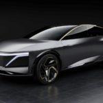 Nissan IMs รถคอนเซ็ปต์พลังงานไฟฟ้าในแบบสปอร์ตซีดาน