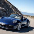 Porsche 911 Cabriolet เปิดหลังคาให้เจนเนอเรชั่นล่าสุด
