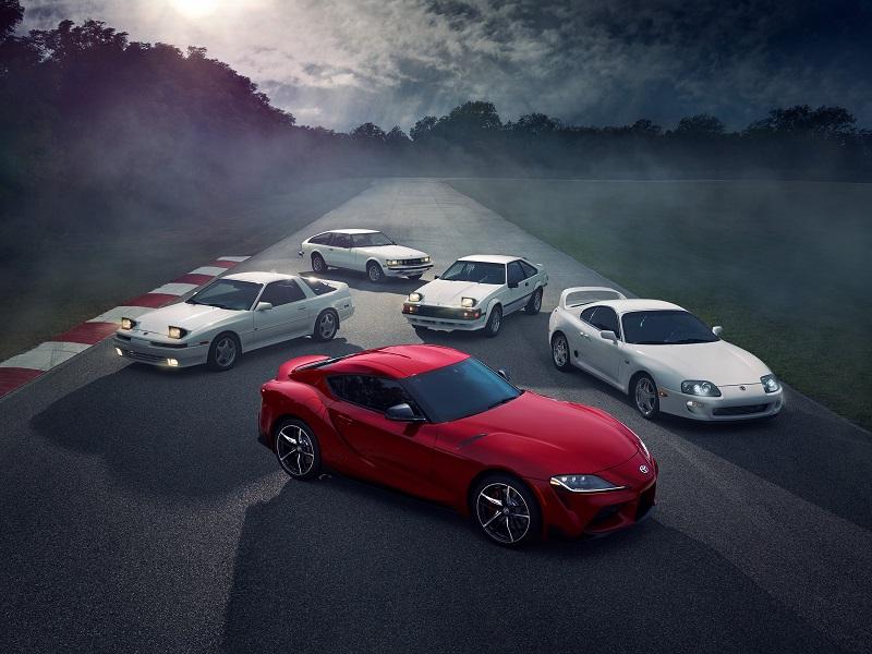 ชมภาพ-คลิปการเปิดตัว All-new Toyota Supra การกลับมาของตำนานรถซิ่งยุค 90's