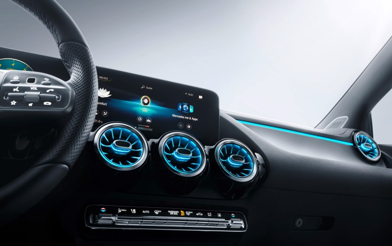 Mercedes Me เพิ่มบริการและประเทศใช้งาน