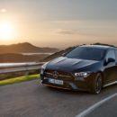 Mercedes-Benz CLA Coupe โฉมใหม่ของซับคอมแพกต์สี่ประตูคูเป้