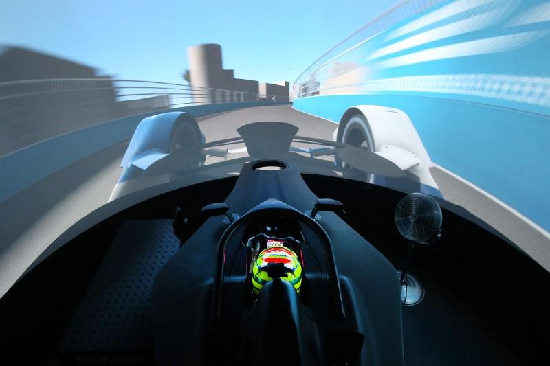 BMW Motorsport ใช้ซิมูเลเตอร์เตรียมการแข่งฟอร์มูล่าอี