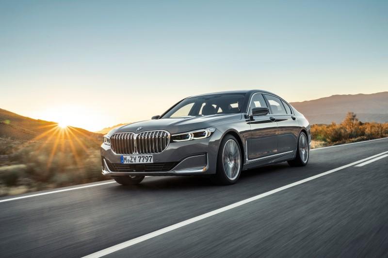 BMW 7 Series การปรับโฉมที่ชัดเจนในความต่าง