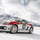 รถแข่งแรลลีจาก Porsche เป็นจริง
