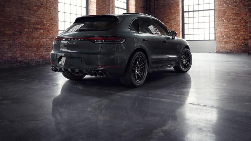 Porsche Exclusive Manufaktur เสริมดุให้ Macan S